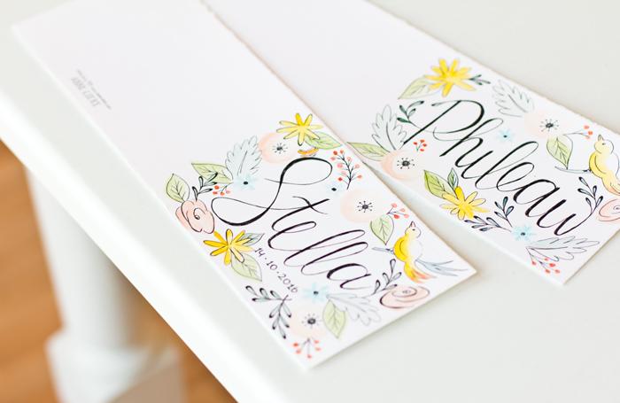 geboortekaartje-bloemen