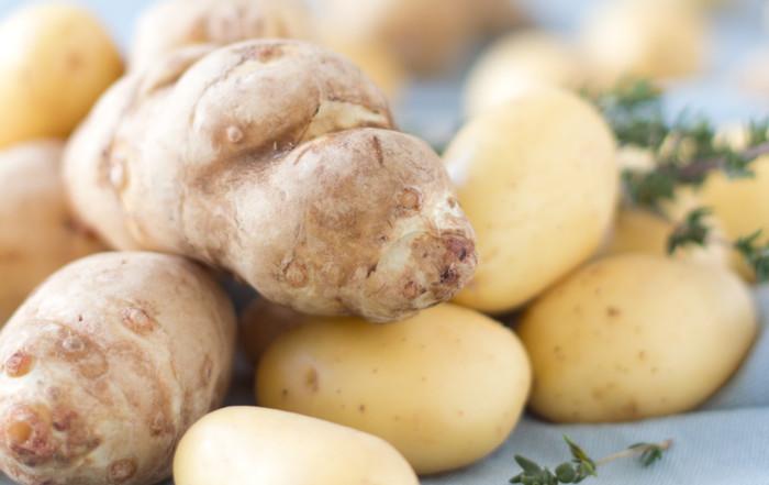 Aardappels aardperen meiraap