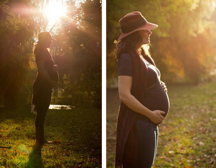 Foto's van zwangerschap