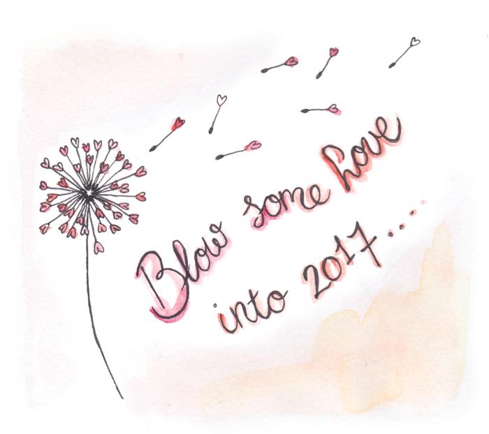 Blaas wat liefde 2017 in!