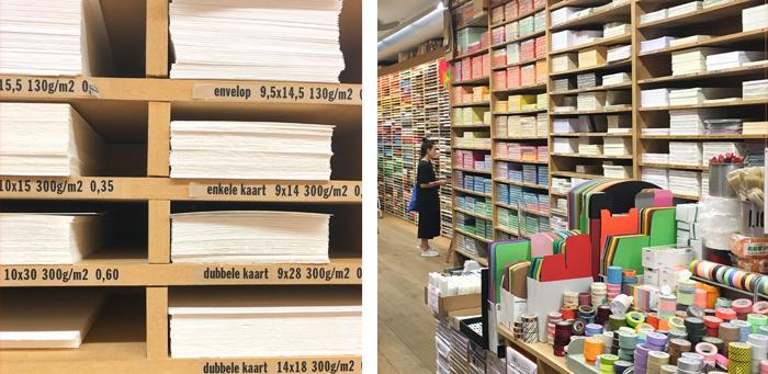 Papierwinkel De Vlieger Amsterdam